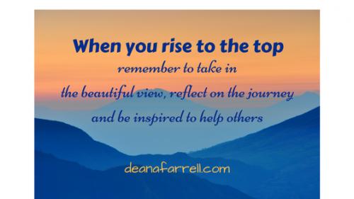 rise-to-the-top-deanafarrell-com