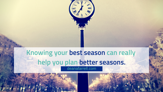 https://deanafarrell.com/tis-your-season/