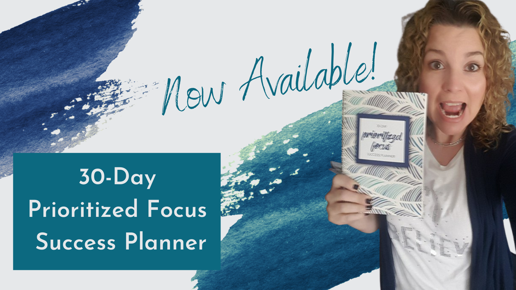 30-Day Planner available